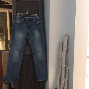 Banana Republic - Men's Athletic Jeans - 34x32